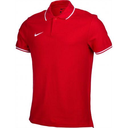 Tricou polo bărbați - Nike POLO TM CLUB19 SS M - 2