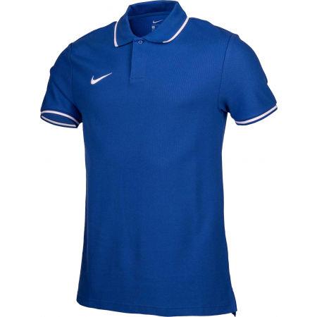 Мъжка поло тениска - Nike POLO TM CLUB19 SS M - 2