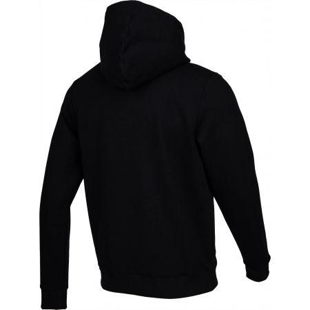 Men's sweatshirt - Lacoste FULL ZIP WITH HOODIE - 3