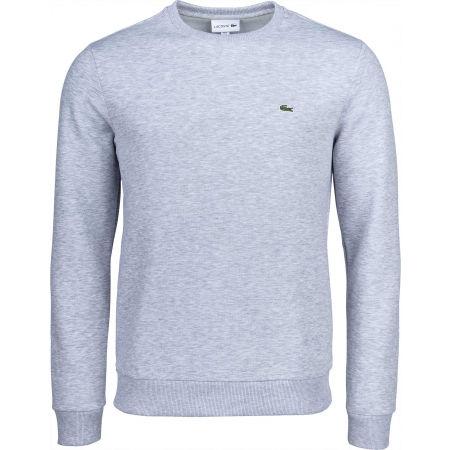 Мъжка блуза - Lacoste ZERO NECK SS SWEATSHIRT - 1