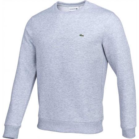 Мъжка блуза - Lacoste ZERO NECK SS SWEATSHIRT - 2