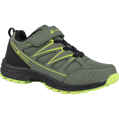 Kids' outdoor shoes - ALPINE PRO AVIORE - 1