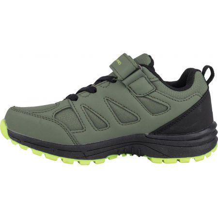 Kids' outdoor shoes - ALPINE PRO AVIORE - 4