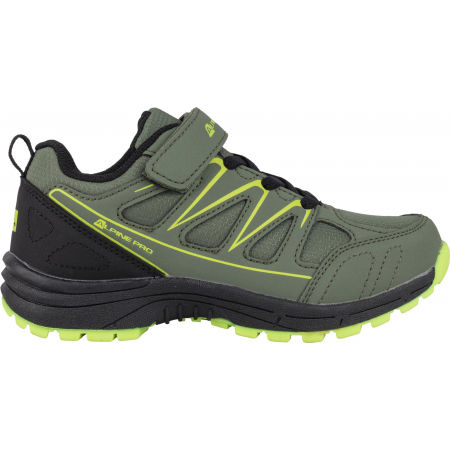 Kids' outdoor shoes - ALPINE PRO AVIORE - 3
