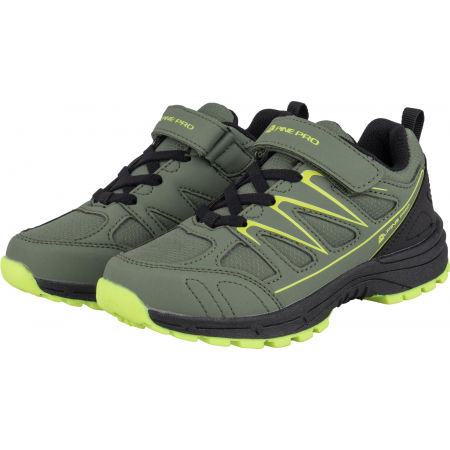 Kids' outdoor shoes - ALPINE PRO AVIORE - 2