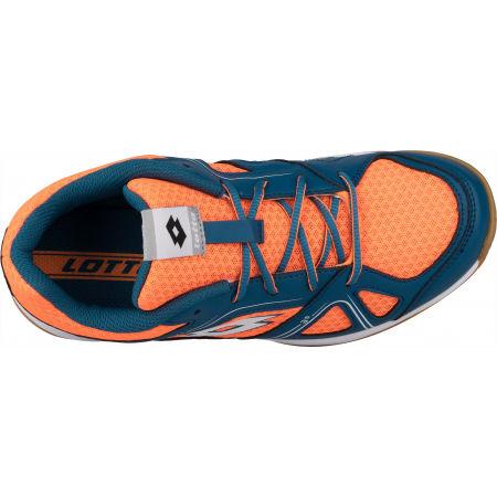 Juniorská halová obuv - Lotto JUMPER 400 JR L - 5