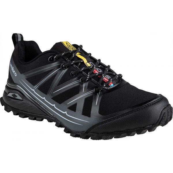 Umbro JACKUZZI čierna 42 - Pánská trailová obuv