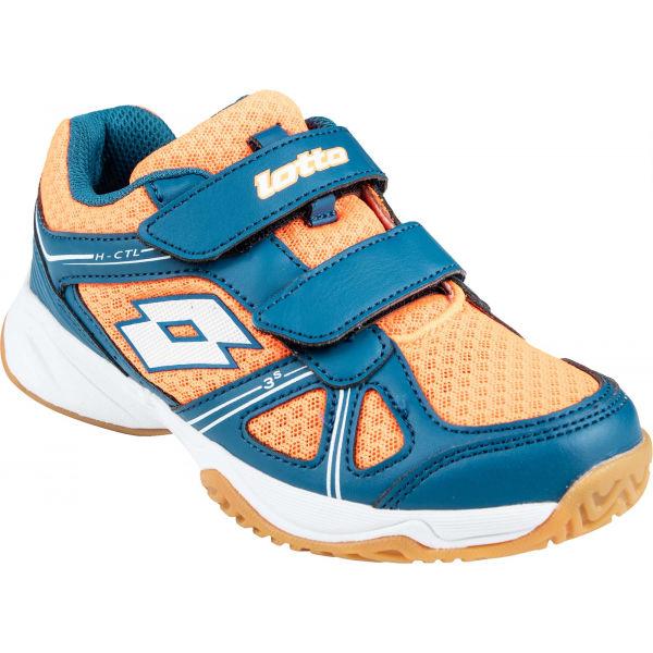 Lotto JUMPER 400 CL S - Detská sálová obuv