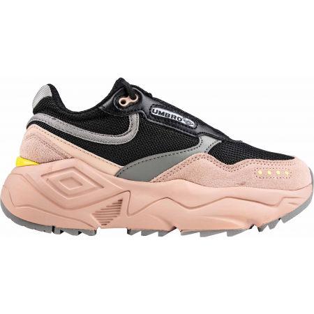Dievčenská voľnočasová obuv - Umbro PHOENIX LE - 3