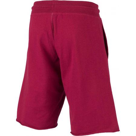 Pánske šortky - Russell Athletic COLLEGIANTE RAW EDGE SHORTS - 3
