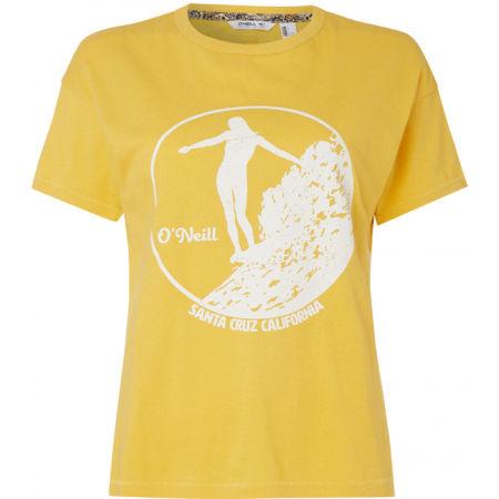 Дамска тениска - O'Neill LW OLYMPIA T-SHIRT - 1