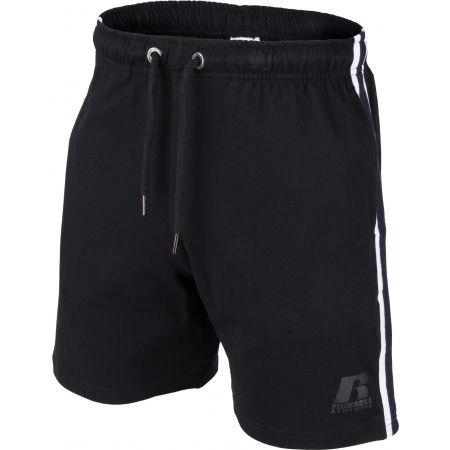 Мъжки шорти - Russell Athletic R SIDE STRIPED SHORTS - 1