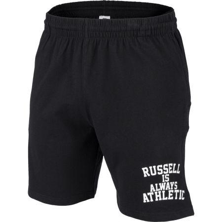 Pánske šortky - Russell Athletic RA MOTTO SHORT - 2