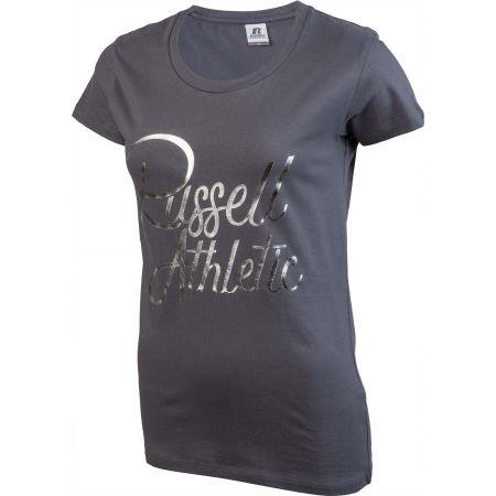 Dámske tričko - Russell Athletic STRIP S/S CREWNECK TEE SHIRT - 2