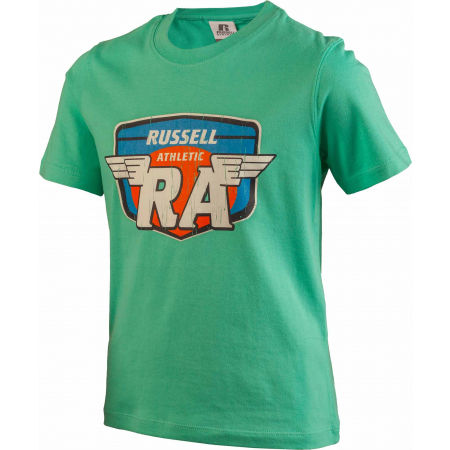 Kinder T-Shirt - Russell Athletic WINGS S/S CREWNECK TEE SHIRT - 2