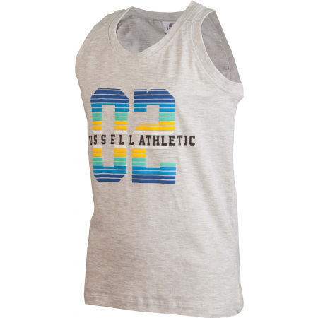 Kinder T-Shirt - Russell Athletic SINGLET - 2
