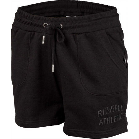 Dámske šortky - Russell Athletic LOGO SHORTS - 2