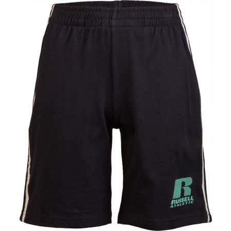 Russell Athletic STRIPED SHORT - Kinder Shorts