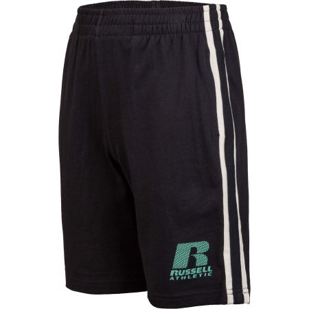 Kinder Shorts - Russell Athletic STRIPED SHORT - 2