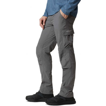 Men's pants with side pockets - Columbia SILVER RIDG II CARGO PANT - 2