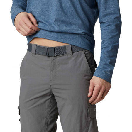 Men's pants with side pockets - Columbia SILVER RIDG II CARGO PANT - 4