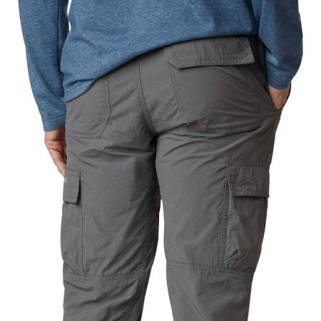 Men's pants with side pockets - Columbia SILVER RIDG II CARGO PANT - 5
