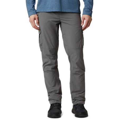 Men's pants with side pockets - Columbia SILVER RIDG II CARGO PANT - 1