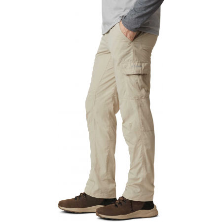 Pánske nohavice s bočnými vreckami - Columbia SILVER RIDG II CARGO PANT - 2