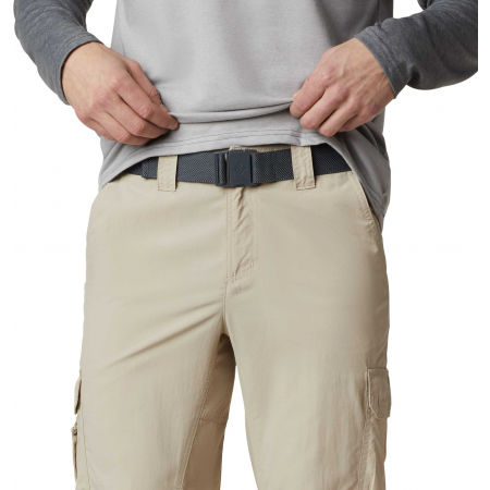 Pánske nohavice s bočnými vreckami - Columbia SILVER RIDG II CARGO PANT - 4