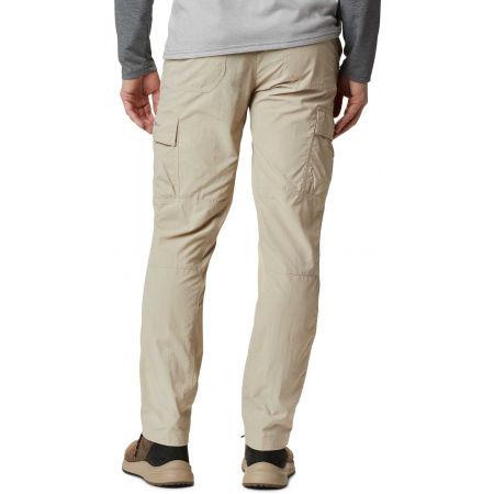 Pánske nohavice s bočnými vreckami - Columbia SILVER RIDG II CARGO PANT - 3