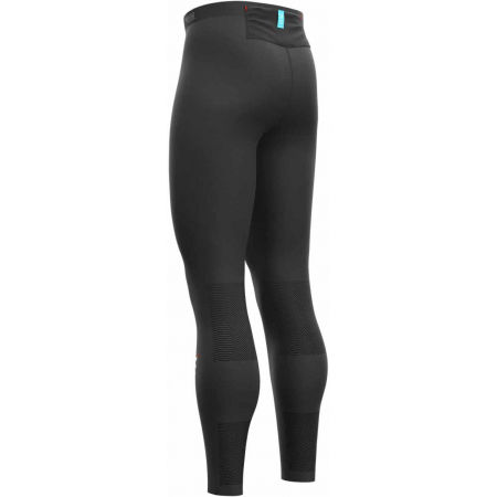 Pantaloni compresivi pentru bărbați - Compressport TRAIL UNDER CONTROL FULL TIGHTS - 2
