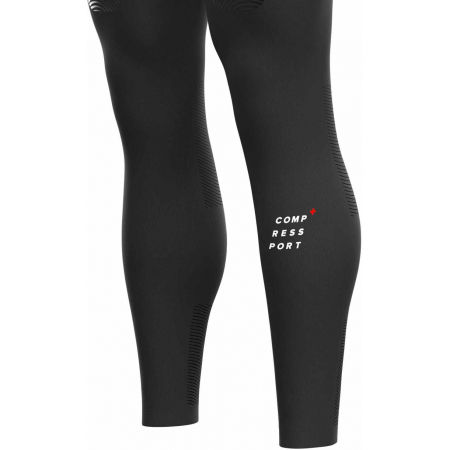 Pantaloni compresivi pentru bărbați - Compressport TRAIL UNDER CONTROL FULL TIGHTS - 4