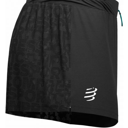 Men's running shorts - Compressport RACING SPLIT SHORT - 5