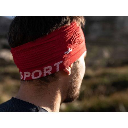 Sportliches Stirnband - Compressport HEADBAND ON/OFF - 4