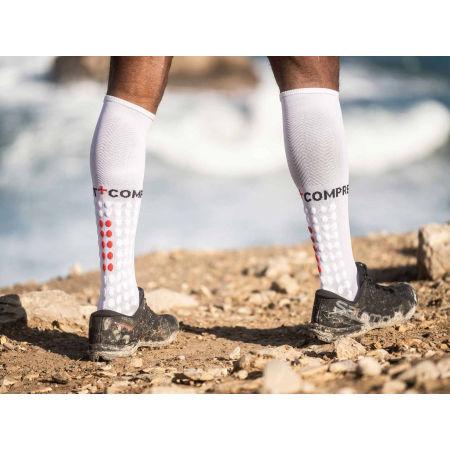 Compression running knee high socks - Compressport FULL SOCKS RUN - 3