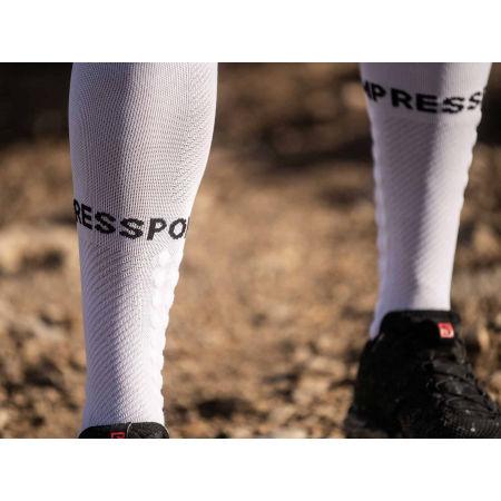 Compression running knee high socks - Compressport FULL SOCKS RUN - 4