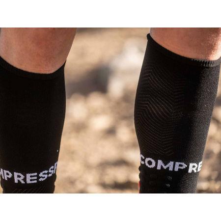 Kompresní běžecké podkolenky - Compressport FULL SOCKS RUN - 4