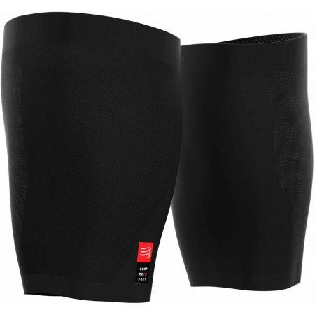 Compression thigh sleeves - Compressport UNDER CONTROL QUAD - 2