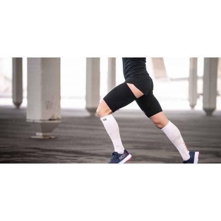 Compression thigh sleeves - Compressport UNDER CONTROL QUAD - 4