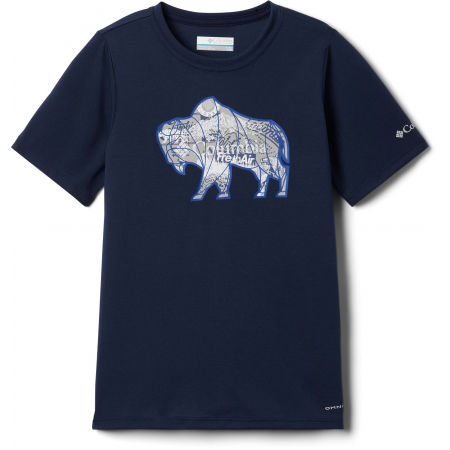Columbia RANCO LAKE SHORT SLEEVE TEE - Детска тениска