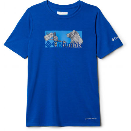 Children's T-shirt - Columbia RANCO LAKE SHORT SLEEVE TEE