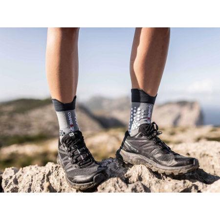 Running socks - Compressport PRO RACING SOCKS V3.0 TRAIL - 3