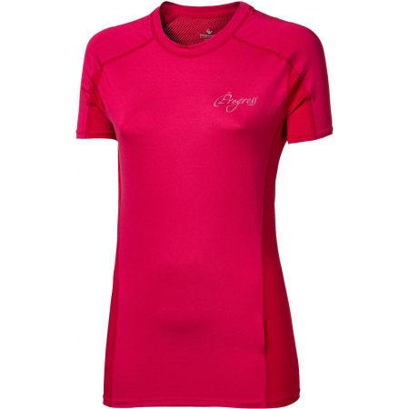 Koszulka sportowa damska - Progress CONTACT LADY - 1