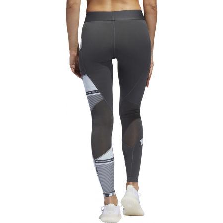 Women's leggings - adidas ASK SP AOP L T - 6