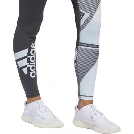 Women's leggings - adidas ASK SP AOP L T - 8