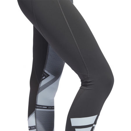 Women's leggings - adidas ASK SP AOP L T - 9