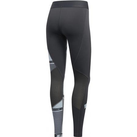Women's leggings - adidas ASK SP AOP L T - 2