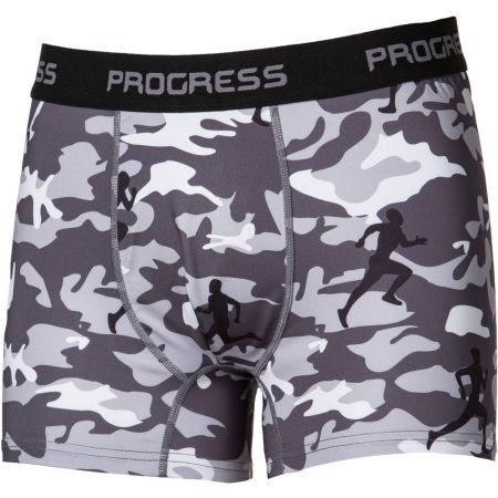 Progress CAMO - Pánské boxerky