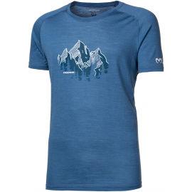 Progress TASMAN - Pánske tričko z merino vlny