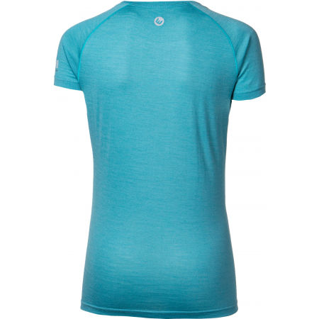 Women's Merino Wool T-shirt - Progress TARANAKI - 2